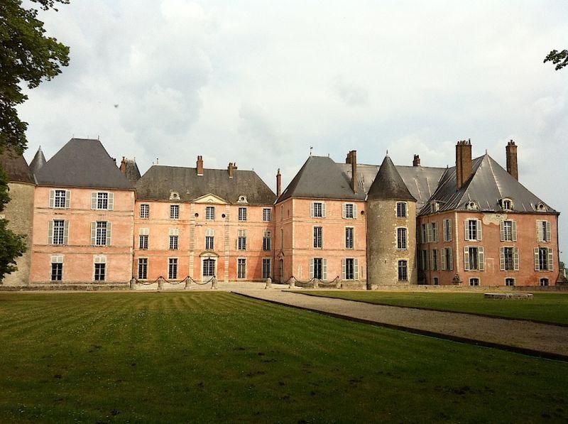 le chateau de Meung sur Loire