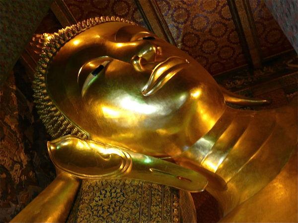 lord Bouddha portrait