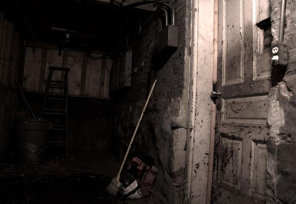 old basement