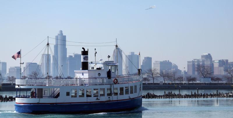 Chicago Boat