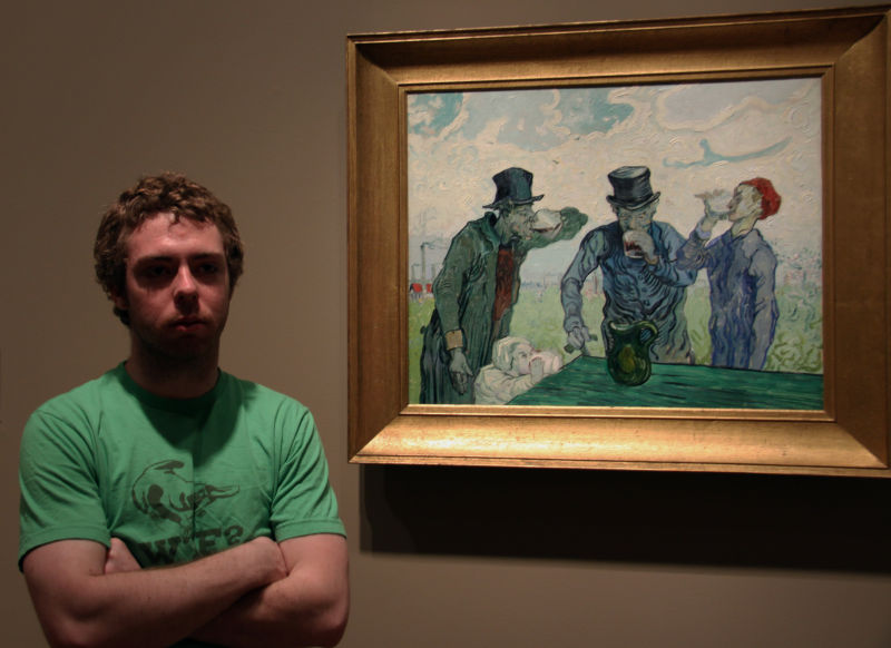 Art Institute Chicago Joe