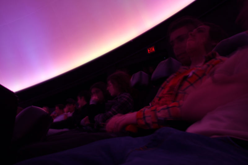 Joe Ben Chicago Planetarium