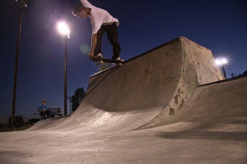 Jackson Wyoming Andy Skate