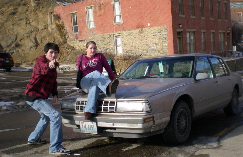 Mark Pedri Carrie McCarthy Crime Car