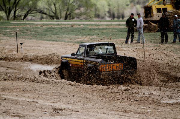 Honcho Mud