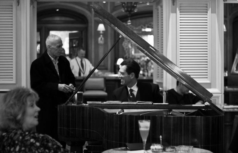 Piano Man Las Vegas Bellagio Nevada Christmas