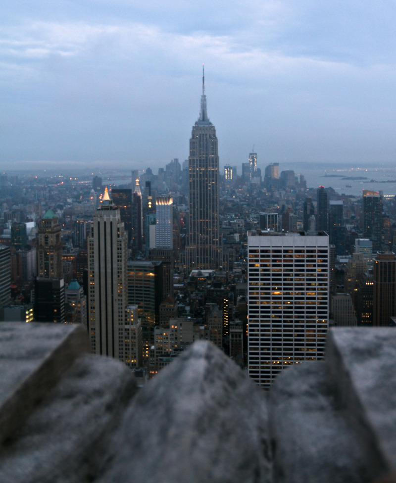 New York City NYC Empire State Building