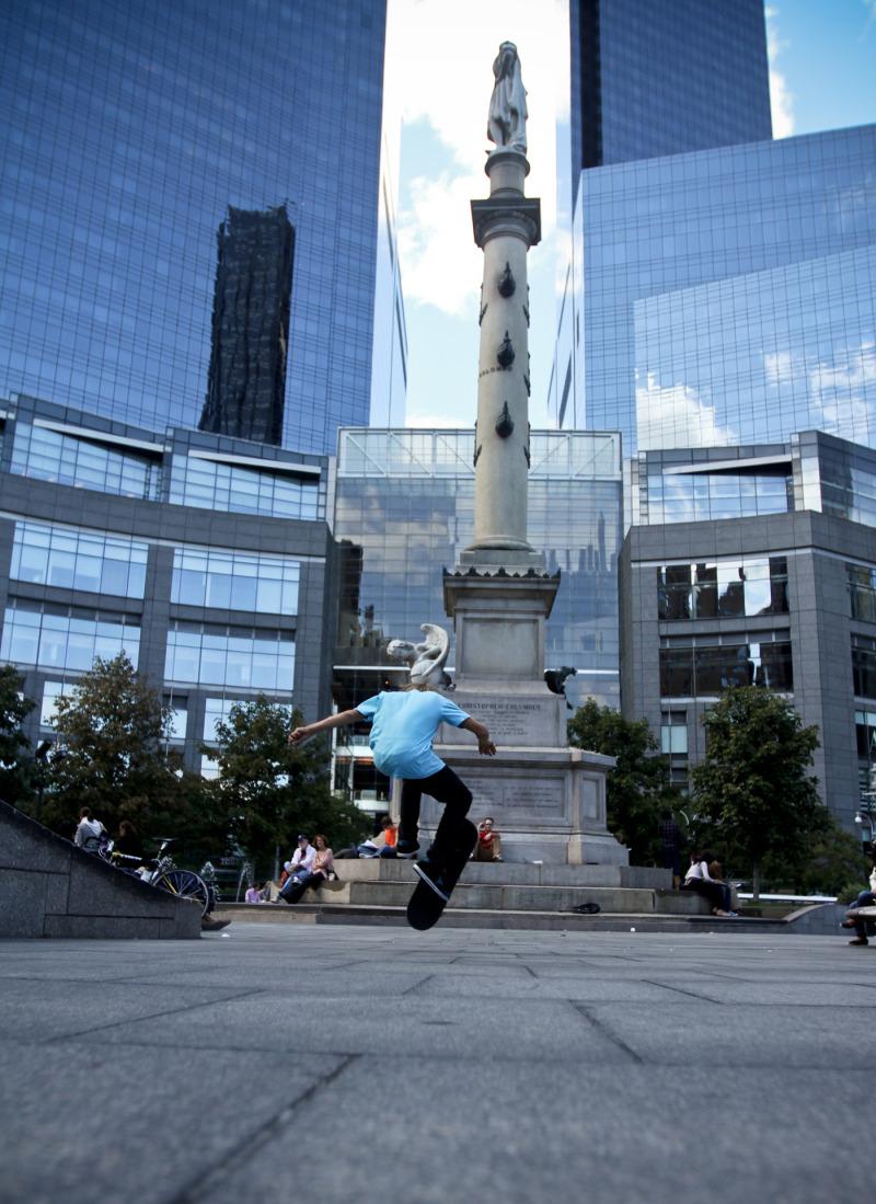 Skate NYC Lincoln Circle