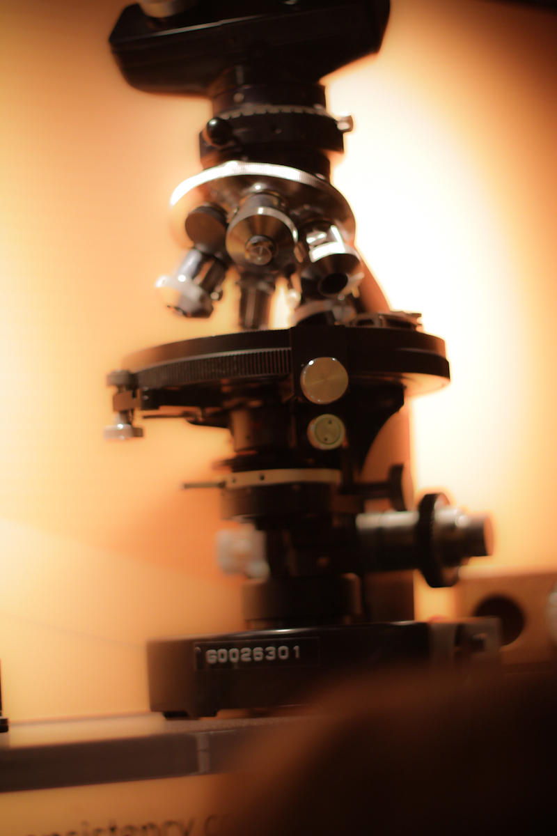 Science UW Microscope Research Chemistry