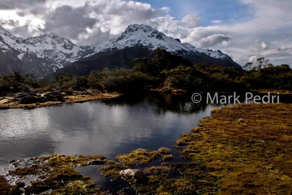 New Zealand South Island Alpine