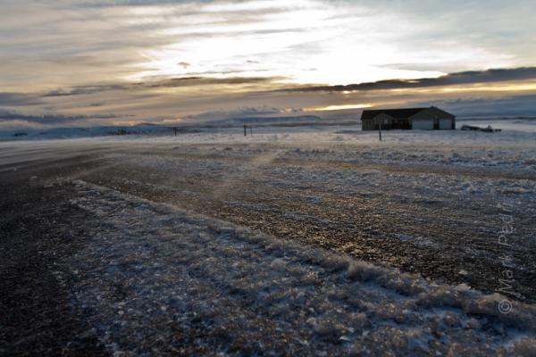 Wyoming Laramie Snow Winter