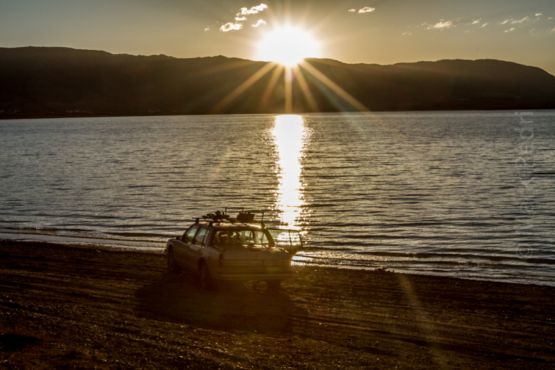 Laramie, Hatti, Lake, Sunset, Spring, Buick, Tan