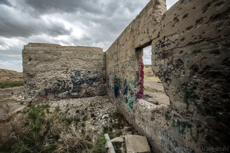 Ghost Town Wyoming