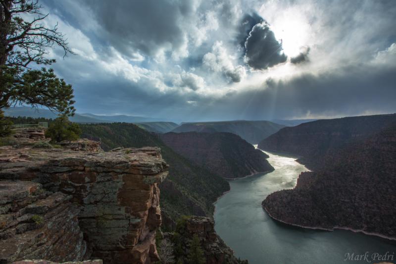 Utah, Flaming Gorge, Red Canyon