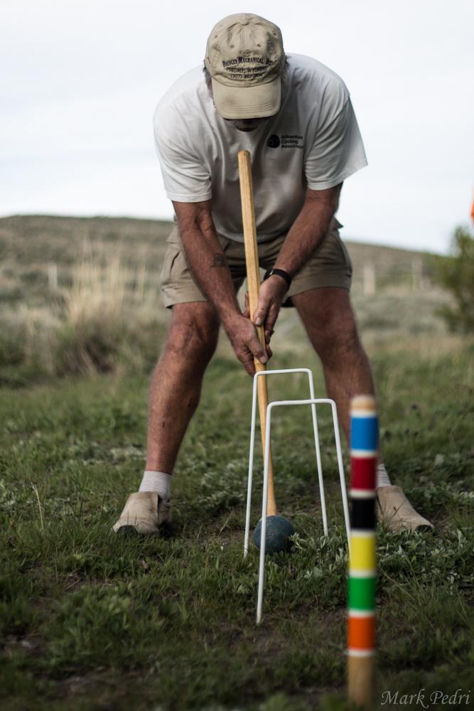 Willow Lake, croquet, winning