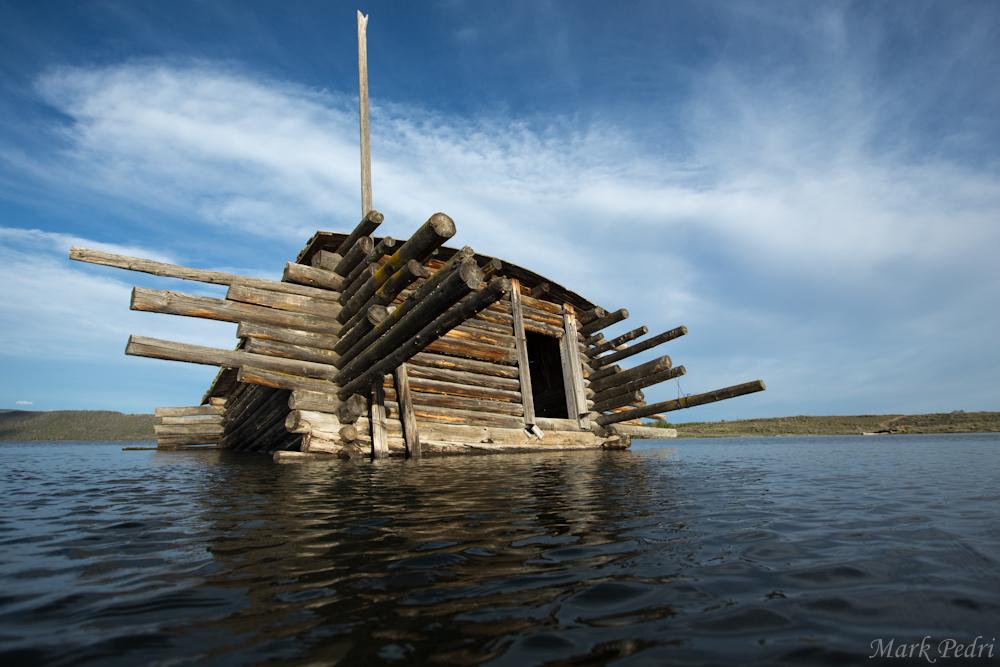 Willow Lake, Pinedale, Wyoming, Flood, Lake