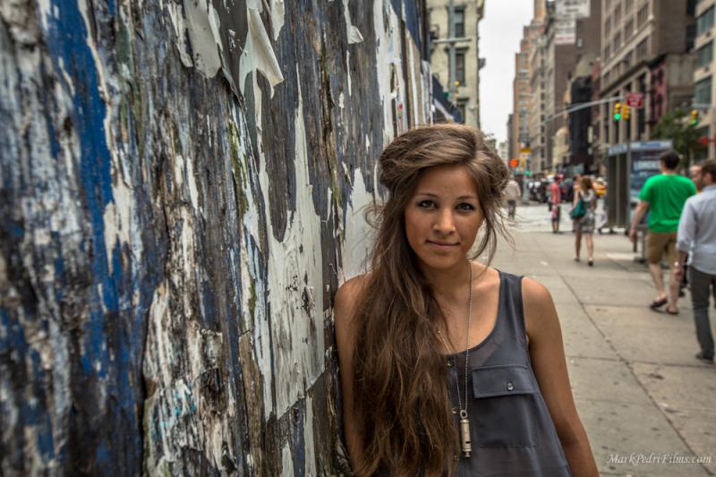 Jessica Jensen, NYC, Portrait, New York