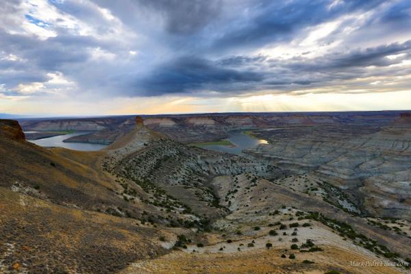 Wyoming Southwest Rock Springs Flaming Gorge