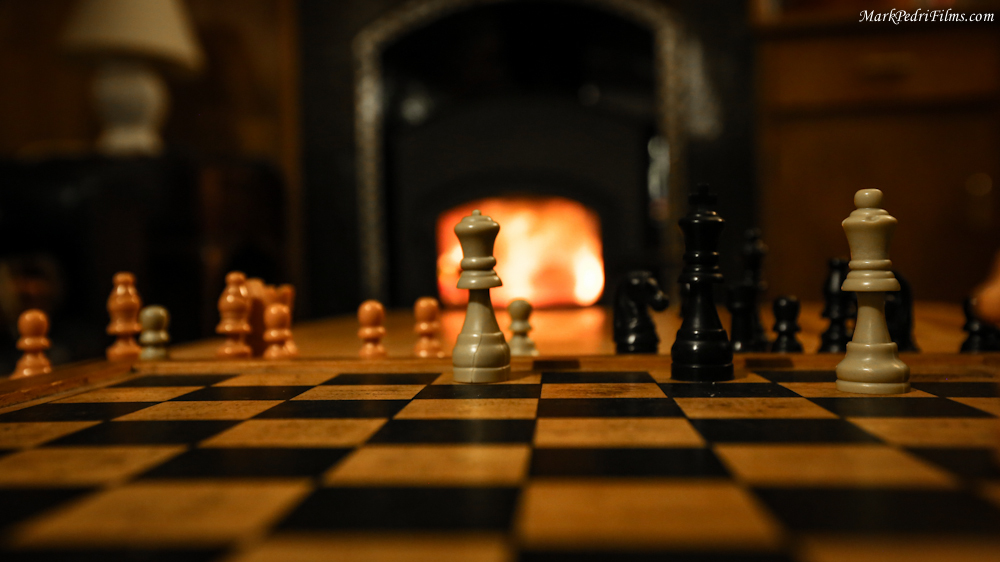 Chess, Fire, Battle, NZ