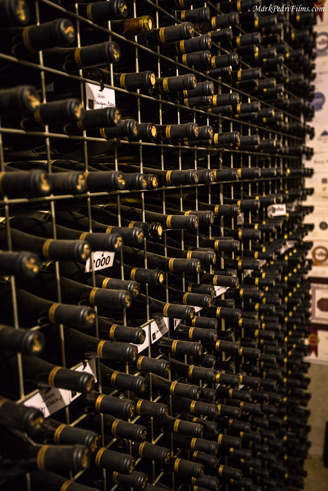 New Zealand, Wine cellar, bottles, awards