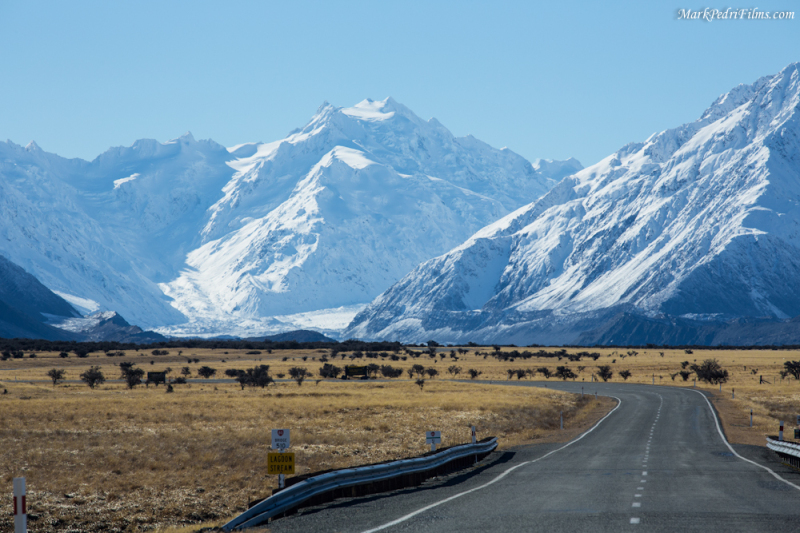 Southern Alps, New Zealand, Mt Cook