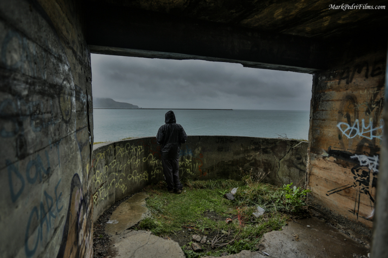 New Zealand, History, WWII, Bunkers