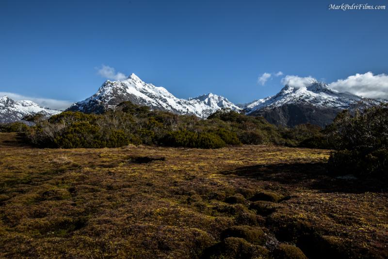 Alpine, New Zealand, Routeburn