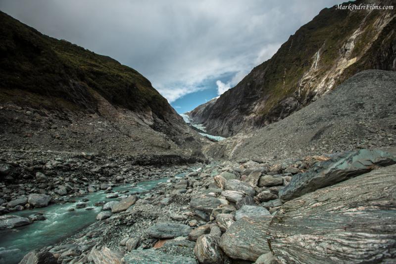 Glacier, NZ