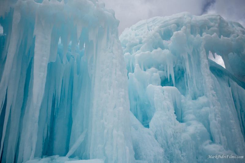 Ice, Utah, Blue