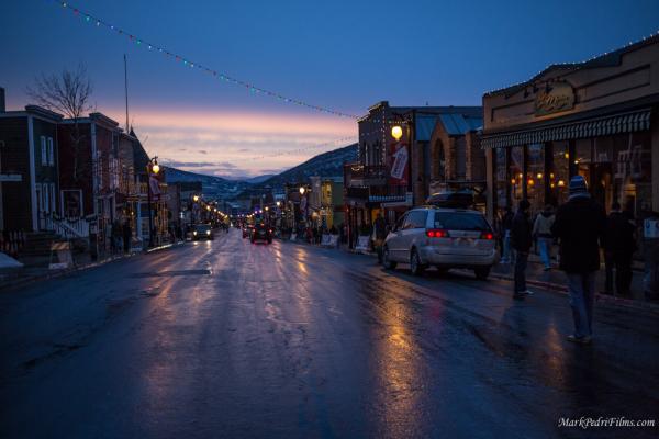 Park City, Utah, Sundance, Film Festival