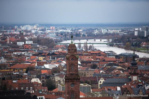 Heidelberg, Tower, Schloss, Castle