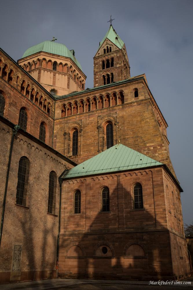 Spyer, Germany, Church