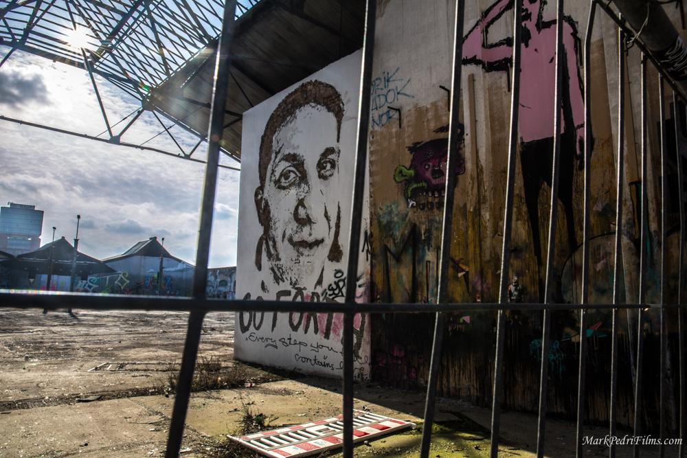 Berlin, Graffiti, Street, Levi's