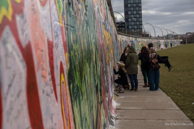 Berlin, Wall