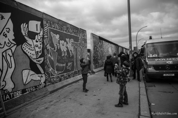 Berlin, Wall, Germany