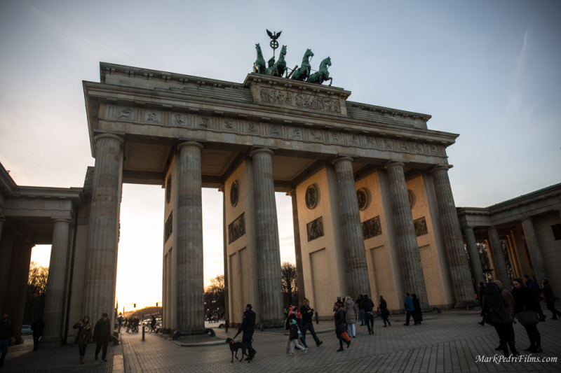 Berlin, Germany, Gate
