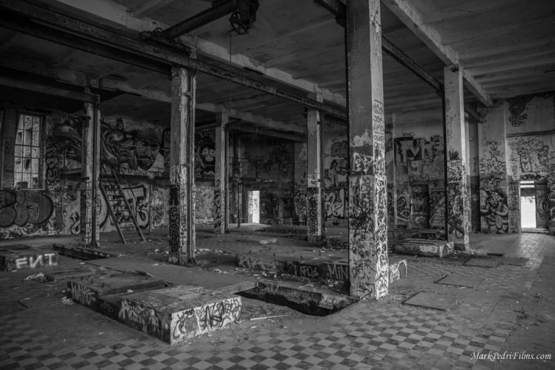 Berlin, Graffiti, Street, abandoned