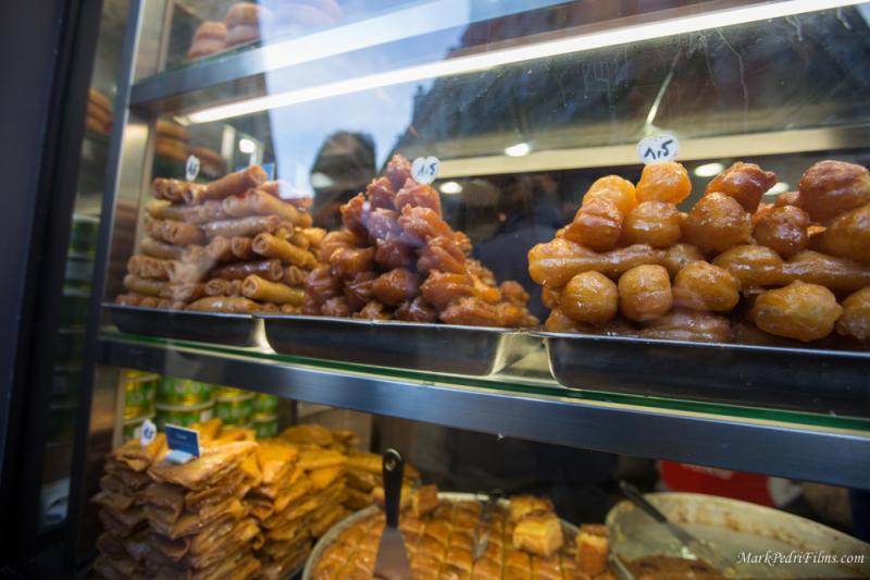 Paris, France, Latin, Food