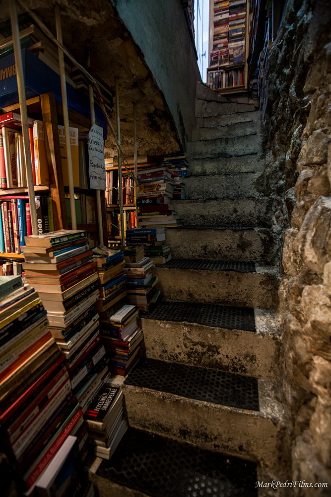 Paris, France, Latin, Books