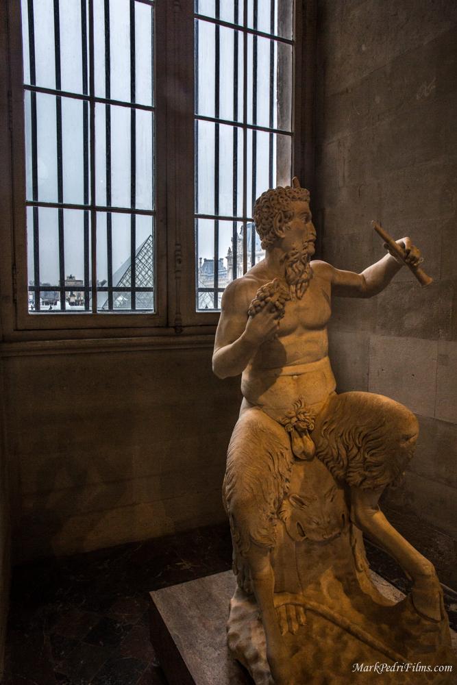 Paris, France, Louvre, Art