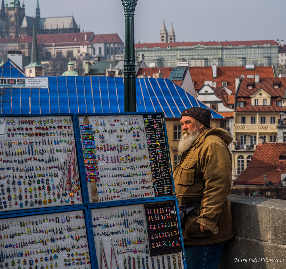 Prague, Bridge