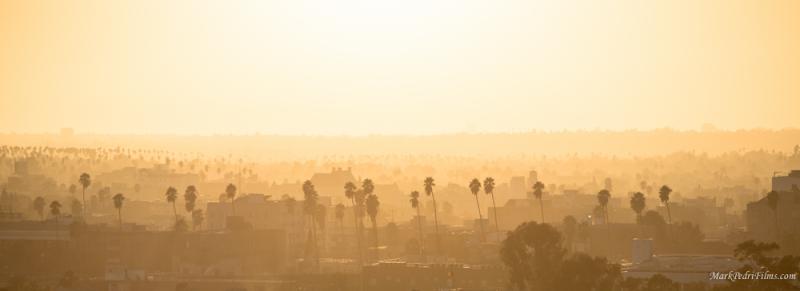 Los Angeles, Sun