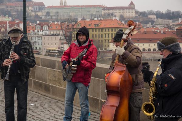 Prague, band