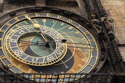 Prague, Clock