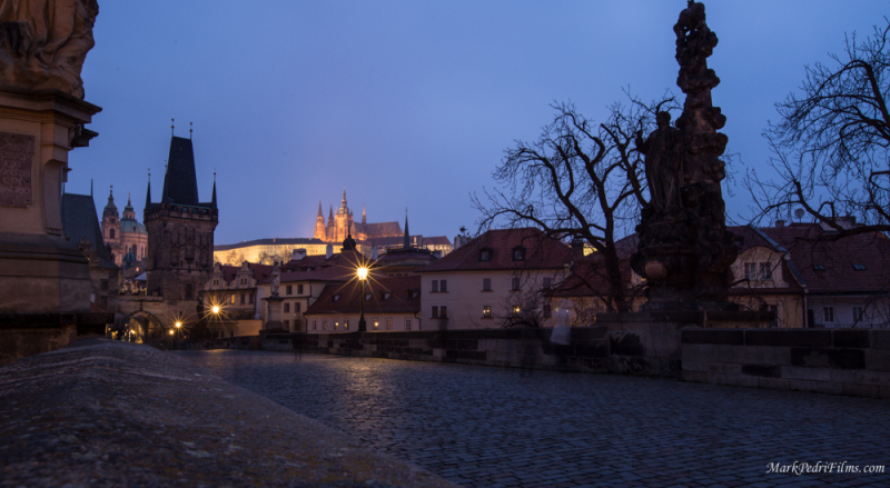 Prague, Castle