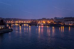 Prague, night