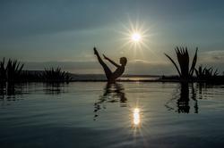Turkey, Aegean Sea, Pilates, Mareile Paley