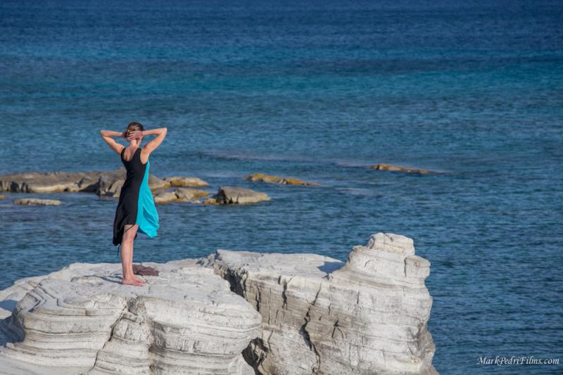 Turkey, Aegean Sea, Pilates, Mareile Paley, Film