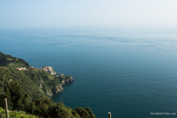 Italy, Cinque Terre, Sea, Mountains