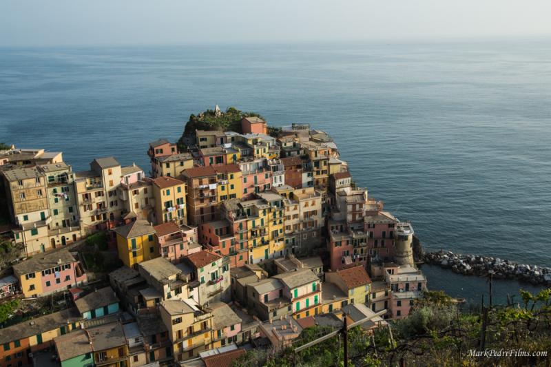 Italy, Cinque Terre, Village